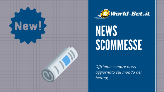 news sulle scommesse